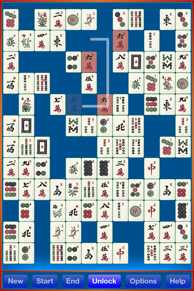 Screenshot zMahjong Super Solitaire